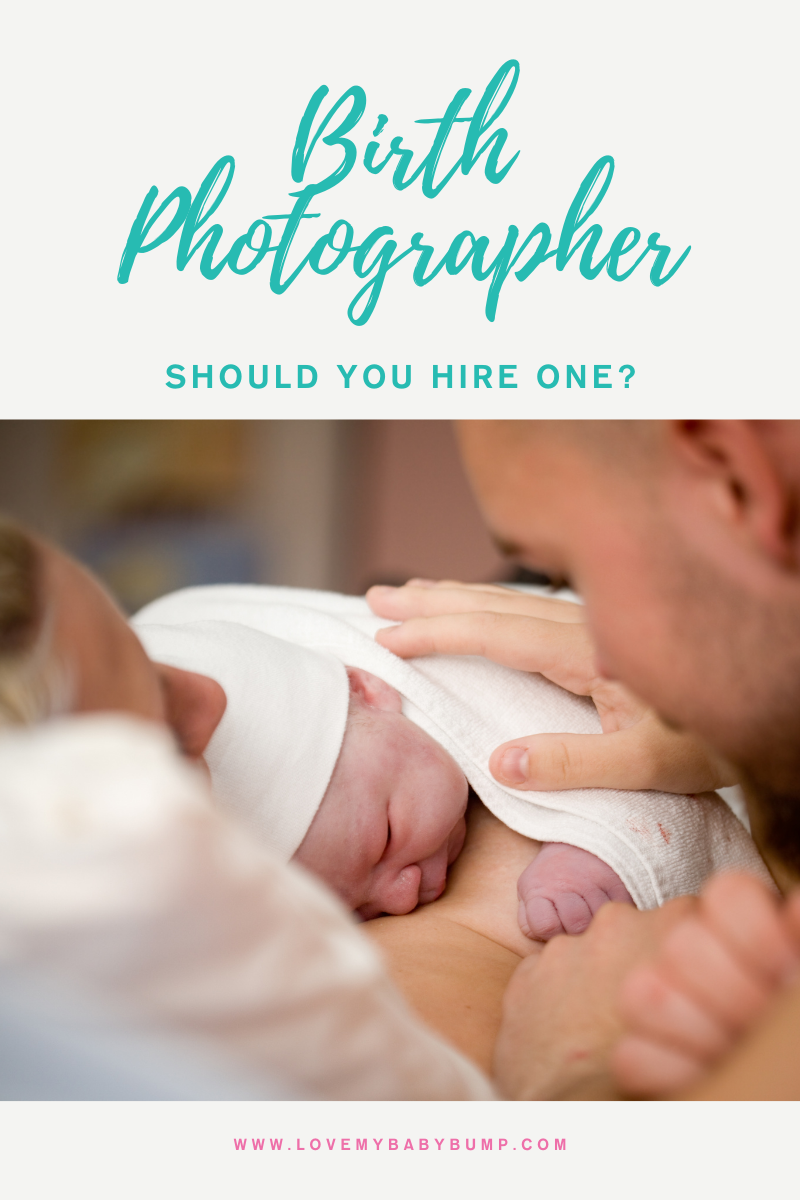 should you hire a birth photographer?
