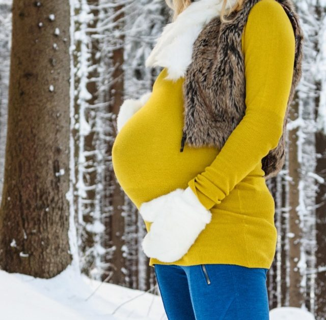 Pregnancy Precautions During the Winter